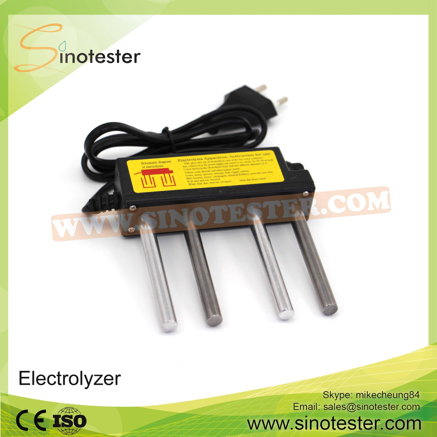 Water Electrolyser/Water Electrolyzer LH-EL