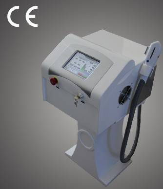 SHR permanent hair removal laser machine