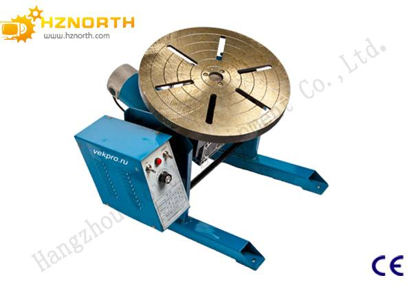 BY-100 pipe tube flange tank welding positioners