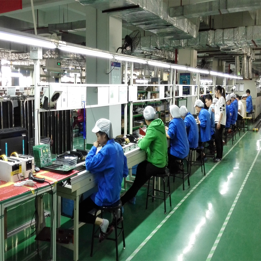 3m PCB Insertion Assembly Line in China Factory