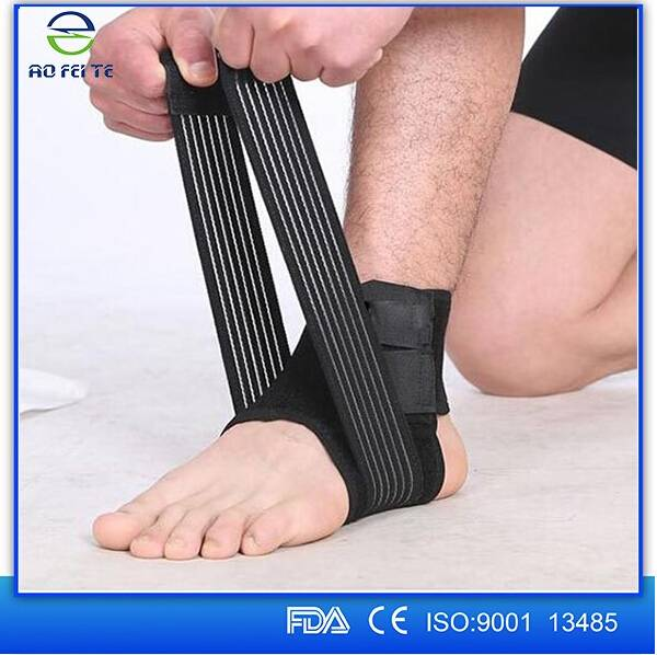 new products 2016 waterproof neoprene orthopedic ankle support