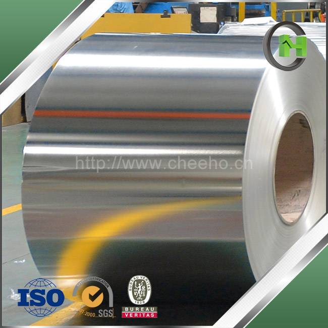 Electrolytic Tinplate Coil for Tin Cans Used