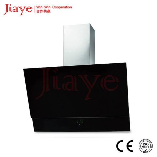 Low noise auto open exhaust fan hood made in china JY-C9117