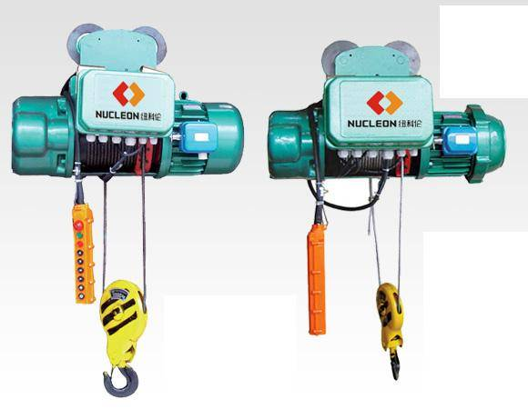 MD1 Type Electric Hoist from China Crane Hometown