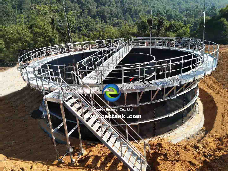 High-quality Wastewater Storage Tanks
