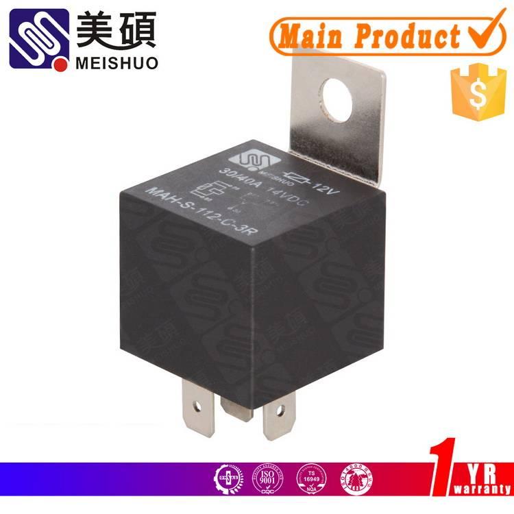 Meishuo MAH 4pin and 5pin auto relay