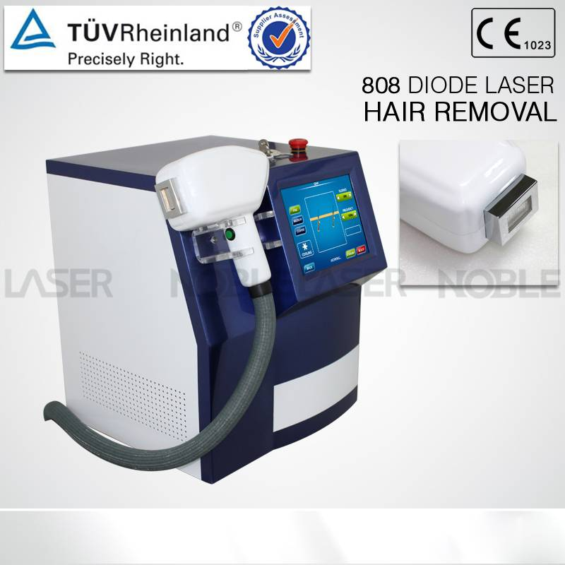 808nm diode laser for permannent hair reduction removal