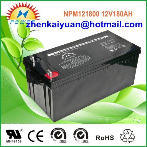 lead acid /sealed /ups/solar/ battery12V180Ah