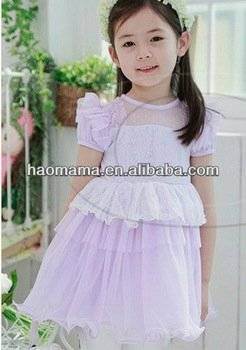 Whosale Summer Baby Dress,Hot Selling Baby Clothing