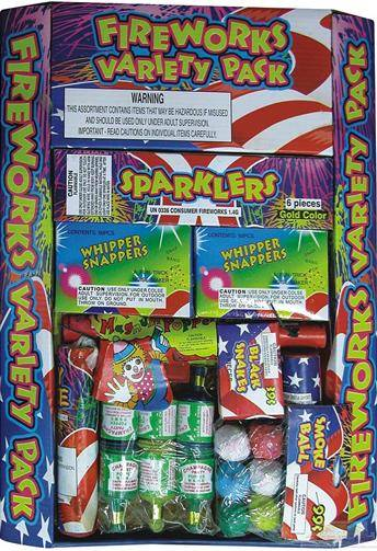 1.4g toy assortment  fireworks package