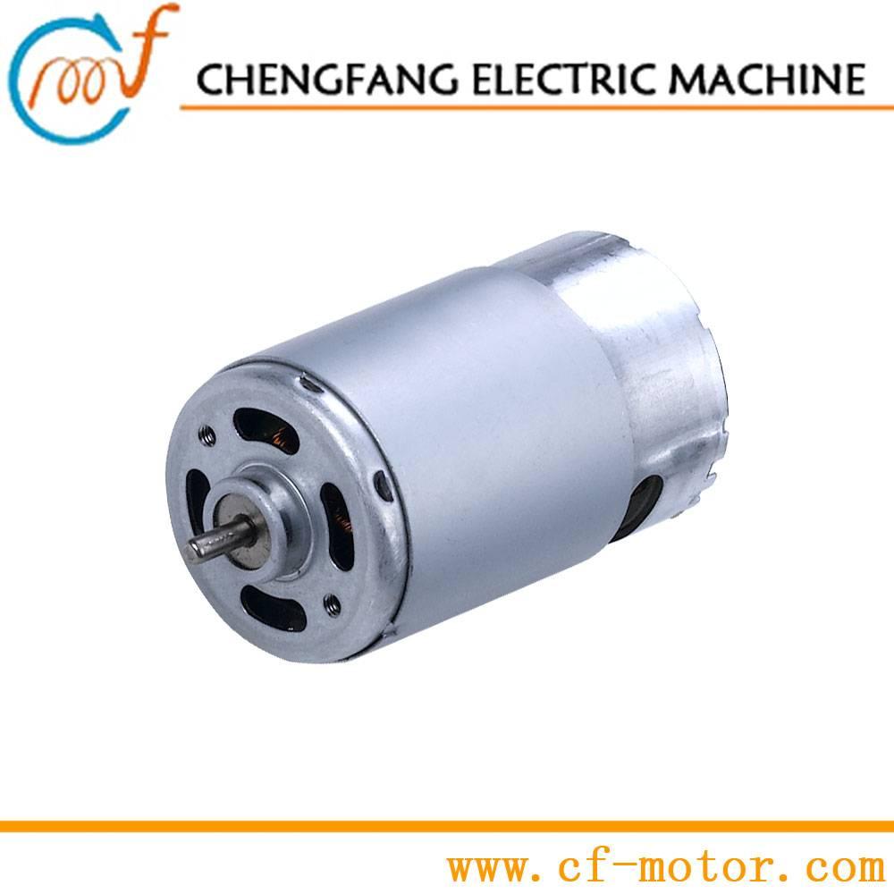 6V 12V 15V Permanent Magnet Micro DC Motor Variable Speed RS-555H