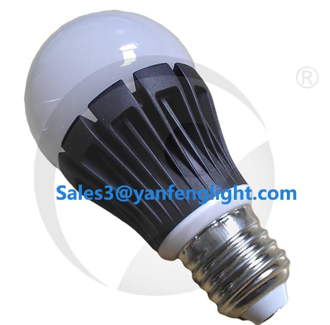 Globe LED Lamp, 7W Bulb Light