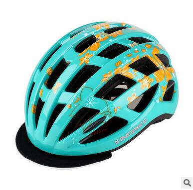 Brand new woamn's fashion helmets for outdoor cycling sports three color for mountain bike 1pcs a lo