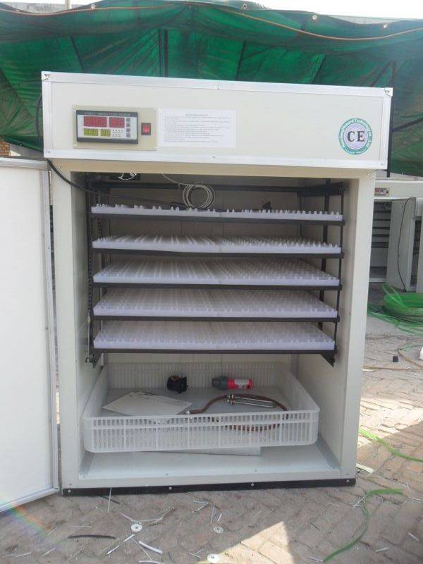 Best Automatic Poultry  Incubator YZTIE-10