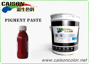 CTH-1130 Cerise Red liquid pigment dispersion