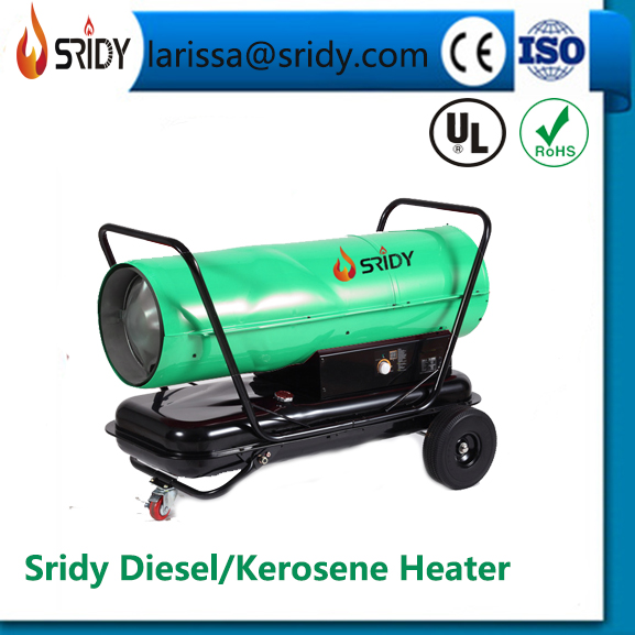 SRIDY industrial kerosene heating machine 100kw 150kw heating exchange