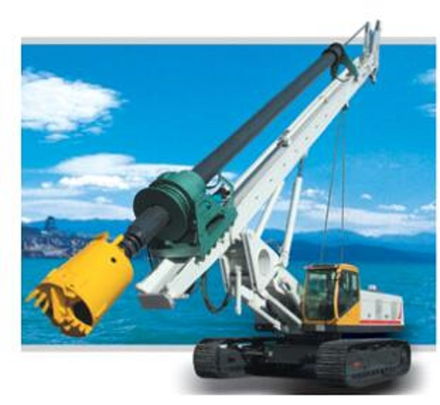 Construction Equipment Rotary Drilling Rig
