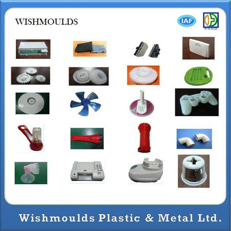 Custom injection mould design and manufacturing