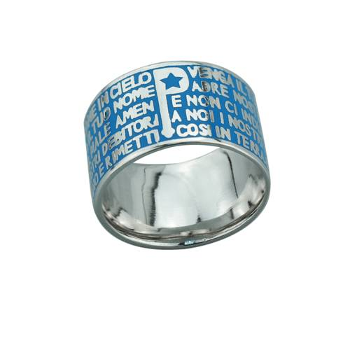 2015 Manli Fashion European and American Female all-match Bible Ring