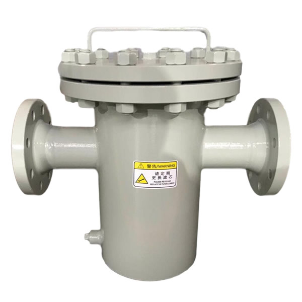 WCB Basket Strainer for Water Oil