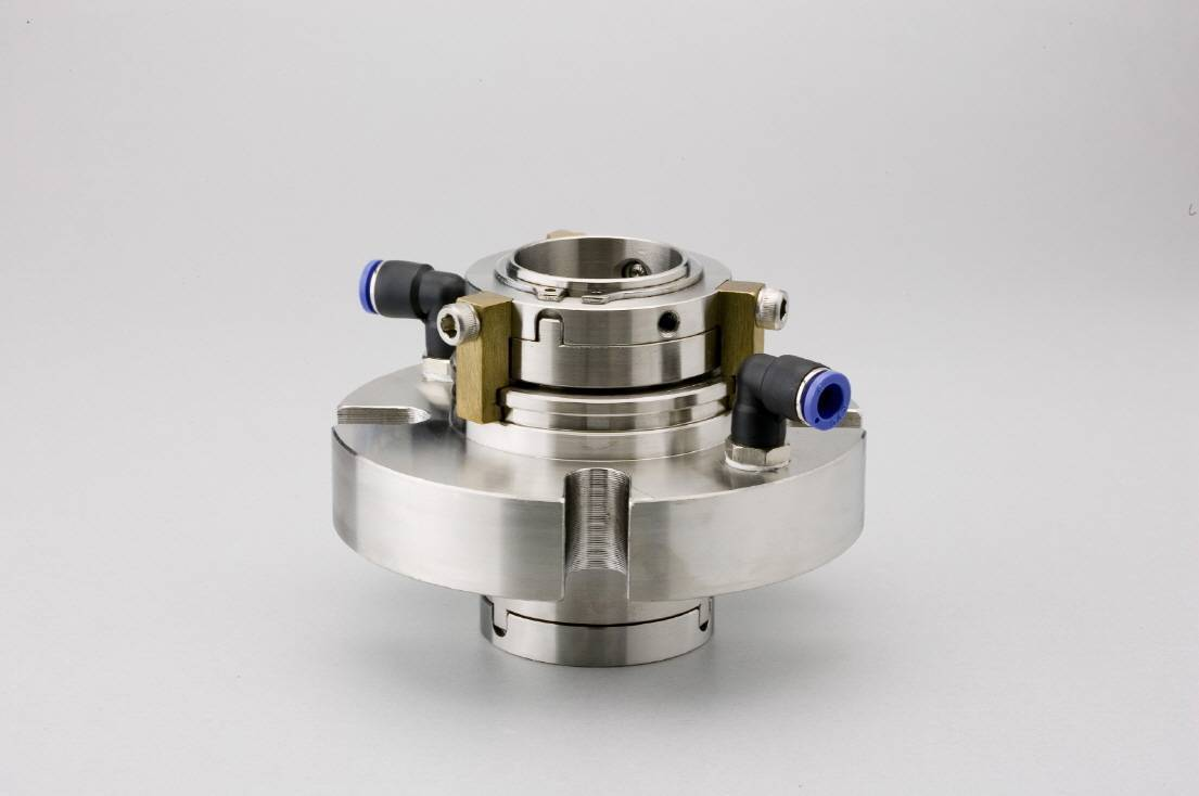 Cartridge type double mechanical seal CT