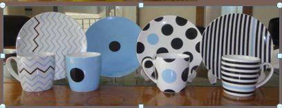 Apparel, Ceramic Porcelain, Jute