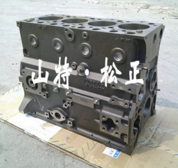 Komatsu WA500-3 engine ass'y SA6D140E stock available