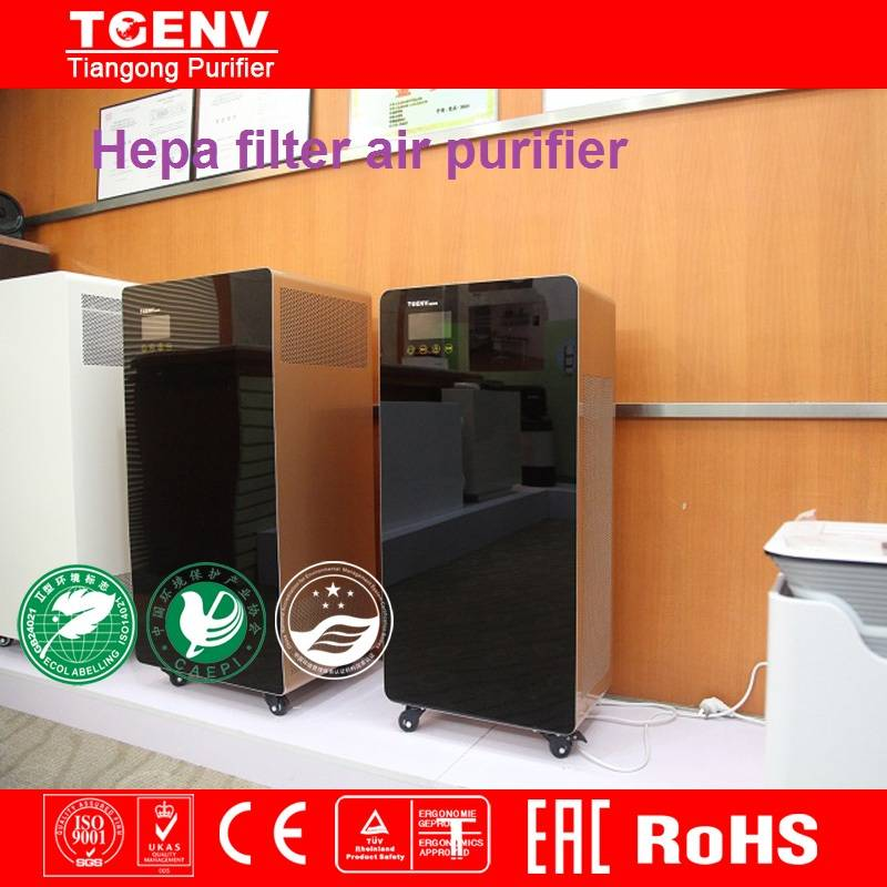 Medical Air Purifier Air Sterilizer with Touch Operation Panel