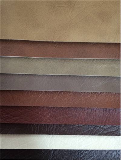 China Manufacturer Selling PVC Artificial Leather for sofa