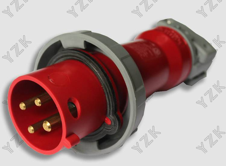 IEC60309 power connector waterproof connector from direct factory