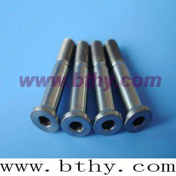 Gr 5 Titanium Hex Socket Countersunk Head Screw
