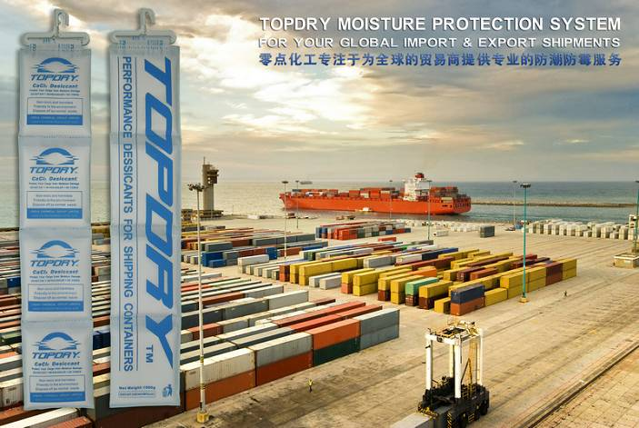 Container Desiccant Dry Air