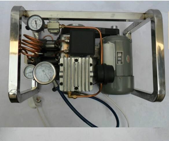 GY25-110V 300bar High Pressure Air pump