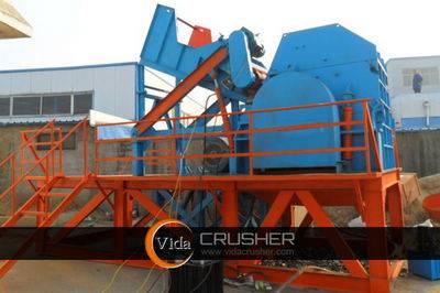 Large Metal Crusher|Metal Crusher