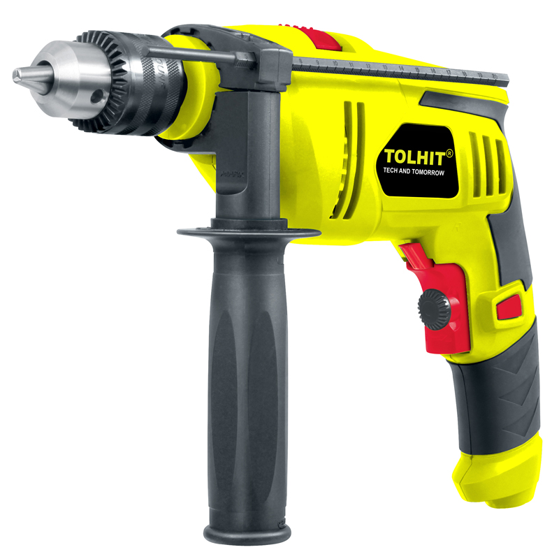 TOLHIT 750w 13mm Electric Impact Drill