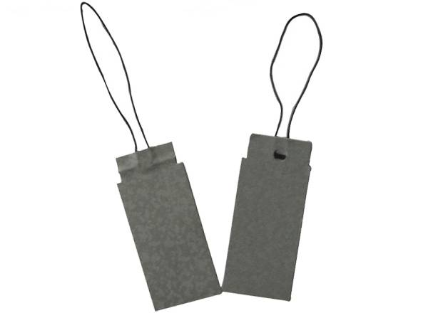 Elastic String Jewelry Hang Tags