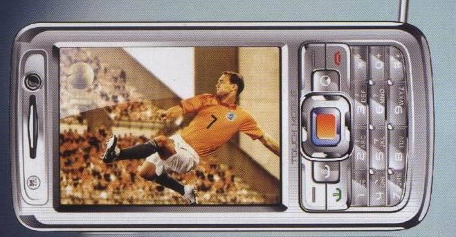 3.0inch Dual Sim Card + TV mobile phone --TV200