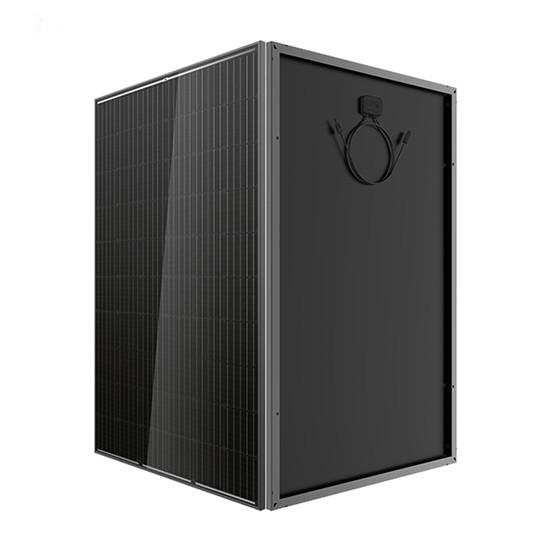 Black Solar Panel 330W - 380W Mono ALL Black Solar Panel Price