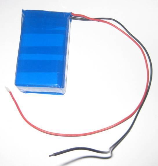 Li-polymer battery Pack 104678 11.1V 3800mAh