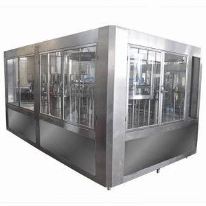 Monoblock Type Packaging Machines for Small Bottled Water