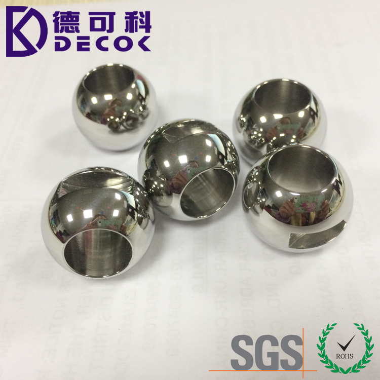 2 ways stainless steel ball for valve