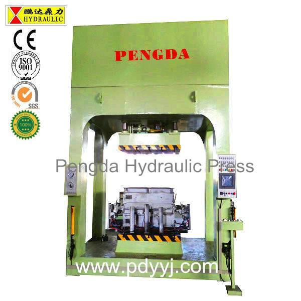 Pengda 2 years warranty auto trim parts hydraulic press