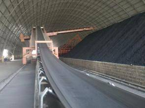 TBM high performance steel cord conveyor belts