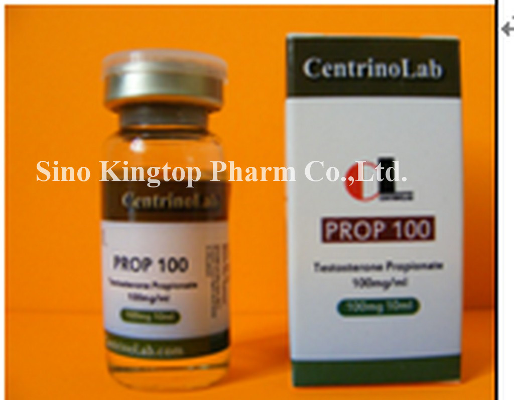 Testosterone Propionate (Prop 100)  (100mg/ml,10ml/bottle)