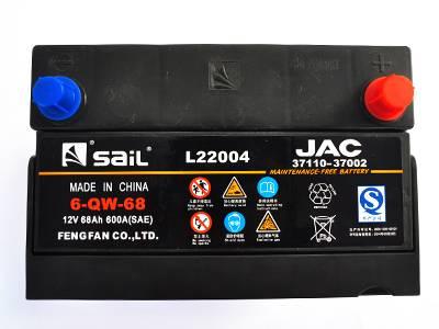 Car start battery