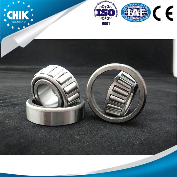 Auto parts of chrome steel roller bearings inch taper roller bearing