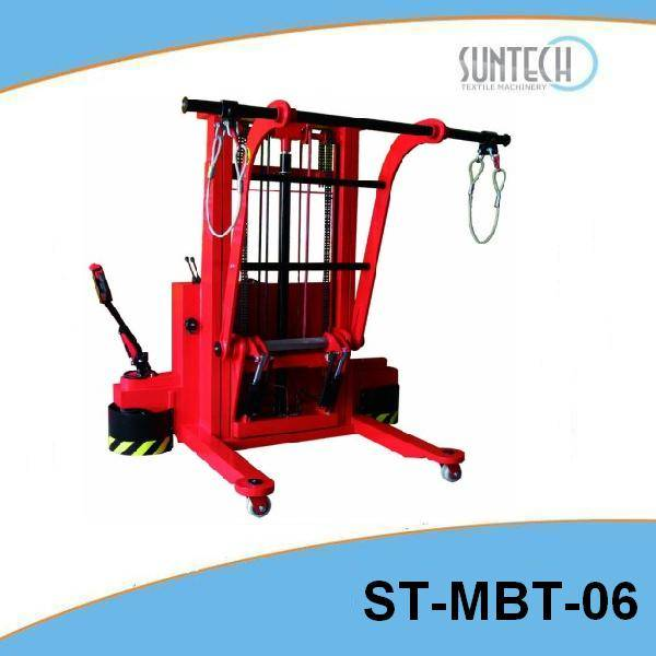 Motorized Warp Beam Knitting High Lift Trolley(ST-MBT-06)