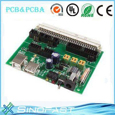 Our popular PCB Assembly in 7000m2 Shenzhen factory