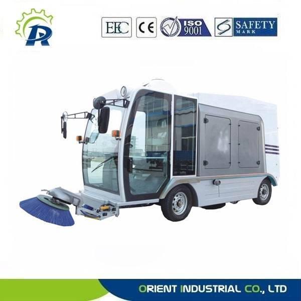 MN-S2000 sanitation sweeper & sweeping truck