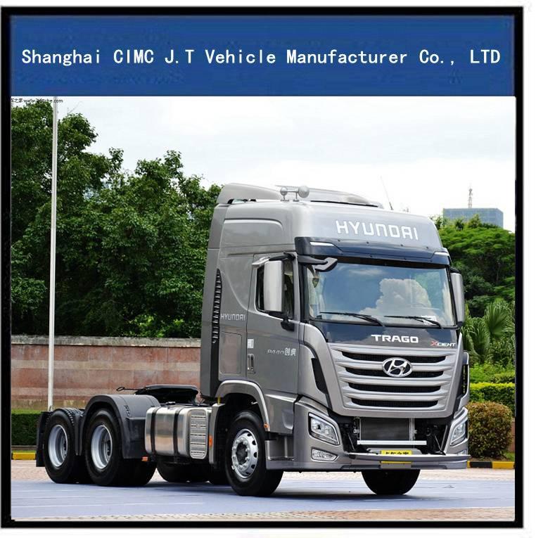 Hyundai Xcient 6X4 Tractor Truck